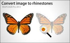 convert image to rhinestones