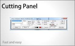 cutting panel