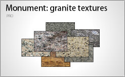 Monument: Granite texture pack